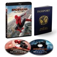 スパイダーマン:ファー・フロム・ホーム ブルーレイ&DVDセット(初回生産限定)