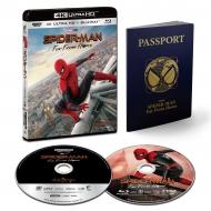 スパイダーマン:ファー・フロム・ホーム 4K ULTRA HD & ブルーレイセット(初回生産限定)