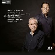 Schumann Dichterliebe, Lenau-Lieder & Requiem, Wagner Wesendonk Lieder : Christoph Pregardien(T)Michael Gees(P)(Hybrid)