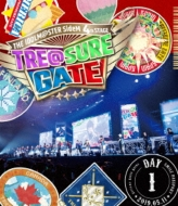 THE IDOLM@STER SideM 4th STAGE 〜TRE@SURE GATE〜LIVE Blu-ray 【SMILE PASSPORT (DAY1通常版)】