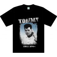 Tommy Tシャツ 黒 Mサイズ