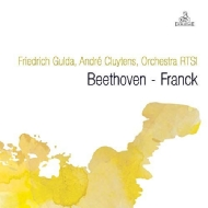 Franck Symphony, Beethoven Piano Concerto No.4 : Cluytens / Svizzera Italiana Orchestra, Gulda(P)