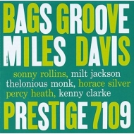 Bags Groove (カラーヴァイナル仕様/アナログレコード)