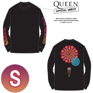 Tシャツ(長袖)S / Queen Super Fireworks
