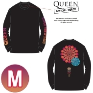 Tシャツ(長袖)M / Queen Super Fireworks