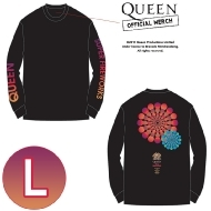 Tシャツ(長袖)L / Queen Super Fireworks