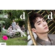 dicon vol.6 NU'EST「L.O.Λ.E.of my Life」【表紙A:Aron ver.】