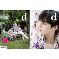 dicon vol.6 NU'EST「L.O.Λ.E.of my Life」【表紙A:Minhyun ver.】