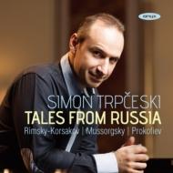 Simon Trpceski : Tales from Russia -Rimsky-Korsakov Scheherazade, Mussorgsky, Prokofiev