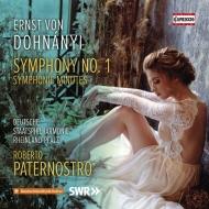 交響曲第1番、交響的瞬間 ロベルト・パーテルノストロ&ラインラント=プファルツ州立フィル
