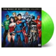 Music Of Dc Comics: Volume 2 (カラーヴァイナル仕様/2枚組/180グラム重量盤レコード)