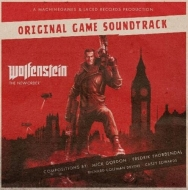 ウルフェンシュタイン: ザ・ニュー・オーダー / ザ・オールド・ブラッド Wolfenstein: The New Order/The Old Blood オリジナルサウンドトラック (2枚組アナログレコード)