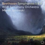 交響曲第5番『運命』、第6番『田園』 マレク・ヤノフスキ&ケルンWDR交響楽団