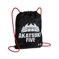 UNDER ARMOUR JAPAN TEAM Sackpack Red / アカツキファイブ