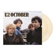 October 【HMV限定販売】(クリームヴァイナル仕様アナログレコード)