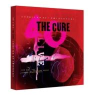 40 Live Curaetion 25 +Anniversary [Deluxe Box Set] (2DVD+4CD)