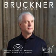 交響曲第9番 マンフレート・ホーネック&ピッツバーグ交響楽団