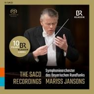 マリス・ヤンソンス&バイエルン放送交響楽団 SACD録音集(10SACD)