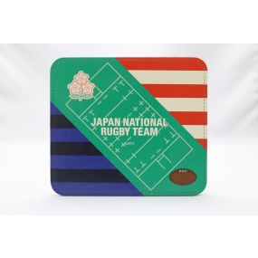 JAPAN NATIONAL RUGBY TEAM マウスパッド 1