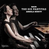 6つのパルティータ アンジェラ・ヒューイット(ピアノ)(2018)(2CD)