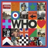 【HMV限定盤】Who (ブラックヴァイナル仕様+カラーヴァイナル仕様/2枚組アナログ/180グラム重量盤レコード)