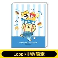 キャンバスピクチャーボード / ごろごろにゃんすけ&しばんばん【Loppi・HMV限定】