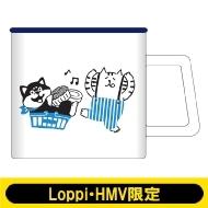 マグカップ / ごろごろにゃんすけ&しばんばん【Loppi・HMV限定】