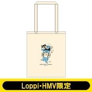 フラットトートバッグ / ごろごろにゃんすけ&しばんばん【Loppi・HMV限定】