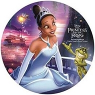 Princess & The Frog: The Songs (アナログレコード)