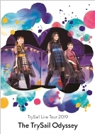 """TrySail Live Tour 2019""""The TrySail Odyssey"""" (Blu-ray)"""
