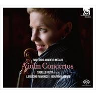 ヴァイオリン協奏曲全集 イザベル・ファウスト、ジョヴァンニ・アントニーニ&イル・ジャルディーノ・アルモニコ(2SACDシングルレイヤー)