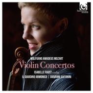 ヴァイオリン協奏曲全集 イザベル・ファウスト、ジョヴァンニ・アントニーニ&イル・ジャルディーノ・アルモニコ (3枚組アナログレコード)