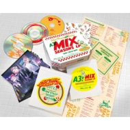MANKAIカンパニーミックス公演アルバム 『A3! MIX SEASONS LP』 【SPECIAL EDITION】