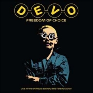 Freedom Of Choice Live At The Orpheum Boston, 1980 Fm Broadcast