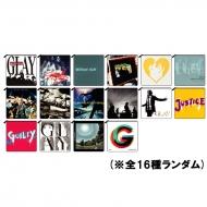 アルバムジャケットポーチコレクション(※全16種の内ランダム1種) / GLAY DEMOCRACY展