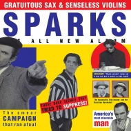 Gratuitous Sax & Senseless Violins (アナログレコード+2枚組CD)