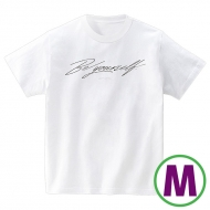 Be yourself Tシャツ ホワイト(M)