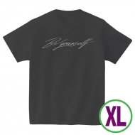 Be yourself Tシャツブラック(XL)