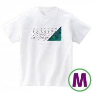 in TOKYO DOME Tシャツ ホワイト(M)