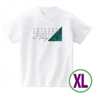 in TOKYO DOME Tシャツ ホワイト(XL)