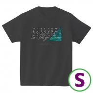 in TOKYO DOME Tシャツチャコール(S)
