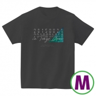 in TOKYO DOME Tシャツチャコール(M)