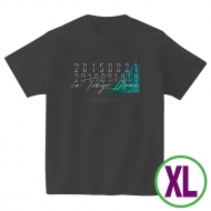 in TOKYO DOME Tシャツチャコール(XL)