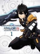 ファンタシースターオンライン2 エピソード・オラクル第1巻 Blu-ray 初回限定版