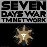 SEVEN DAYS WAR 【完全生産限定盤】(7インチシングルレコード)
