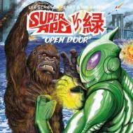 Super Ape Vs 緑: Open Door (アナログレコード)