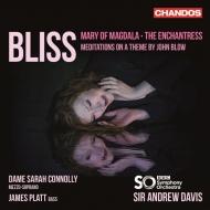 カンタータ『マグダラのマリア』、魔女、ブロウの主題による瞑想曲 アンドルー・デイヴィス&BBC交響楽団、サラ・コノリー