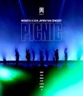 MONSTA X, JAPAN FAN CONCERT 2019【PICNIC】(Blu-ray)