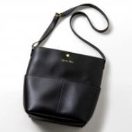 Spick & Span Out Pocket Shoulder Bag Book