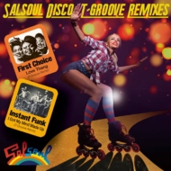 Various/Instant Funk / First Choice Salsoul Disco T-groove Remixes (Ltd)